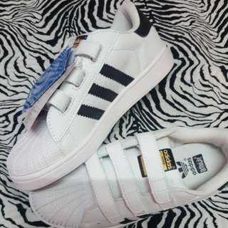 Adidas Superstar White for kids