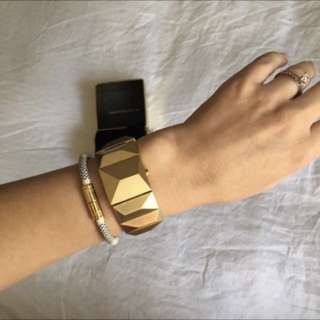 Christmas gift: Mimco watch bracelet - New - gold colour