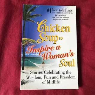 Chicken Soup to Inspire a Woman's Soul