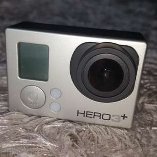 Gopro Hero 3+ sport camera good condition cam