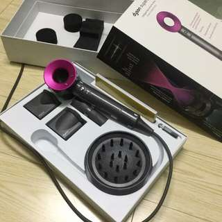 Dyson supersonic hd01 hairdryer