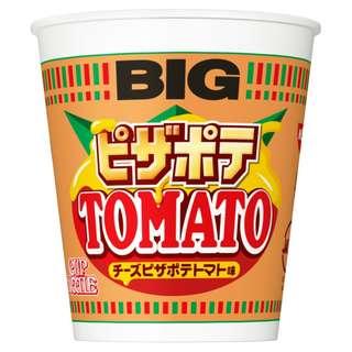 【最新人氣代購】合味道PIZZA🍕芝士🧀 蕃茄薯仔珍寶杯麵 (チーズピザポテトマト味 ビッグ)