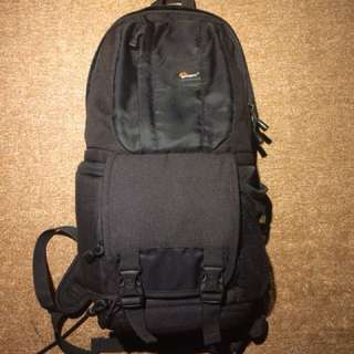 Lowepro single backpack