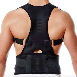 Posture Corrector Back Support Therapy Brace Shoulder Back Support Belt