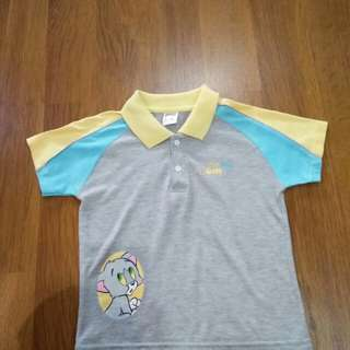 Tom & jerry boy top (2 year old)