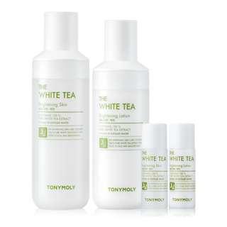 TONYMOLY : The White Tea Set
