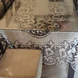 Repriced! 6 Seater Dining Table