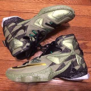 Nike Lebron 13 All Star Size 8