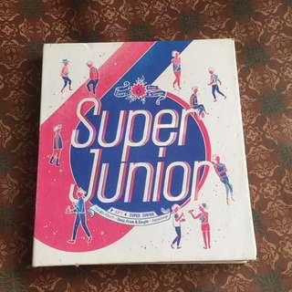 Super Junior The 6 Album CD