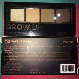 Brow Up Eyebrow Kit