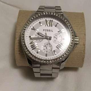 Fossil Cecile Swarovski Crystal Watch