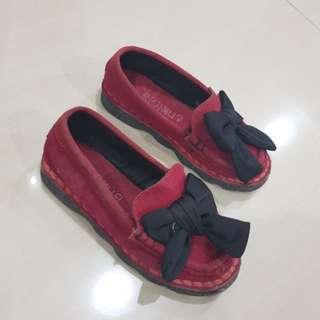 Sepatu anak cewek korea