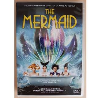 The Mermaid Dvd