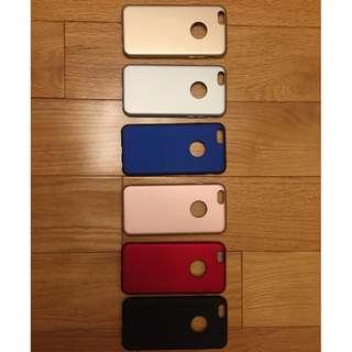 iPhone 6 6s Metallic Color Cases
