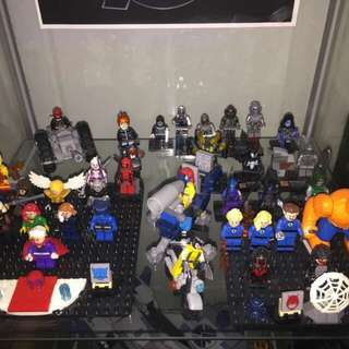 Lego bootleg (all for RM250)