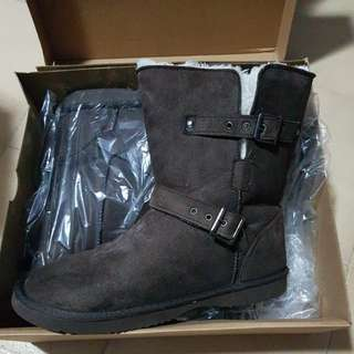 Winter Boots (Brown)