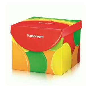 Authentic Tupperware - Limited Edition Bowls Set