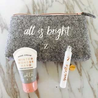 Zoella Snowella A Winter Soiree Gift Set