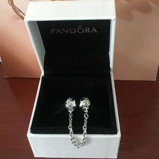 Authentic Pandora Safety Charm