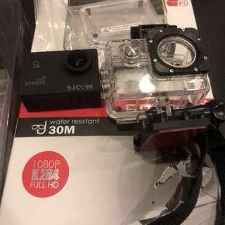 SJCAM SJ4000 WiFi Sports