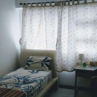 Sembawang room for rent (Lady only)