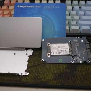 (Used) Plextor Msata SSD 256GB PX-256M6M