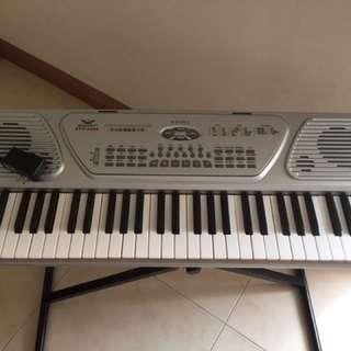 電子琴+電子琴架