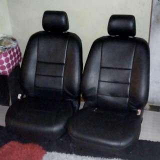 Full Set Leather Seat (Original) Toyota Vios 1st Model