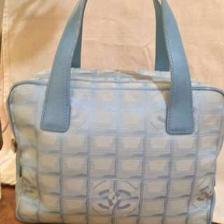 Authentic Chanel Travel Line Tote XMAS SALE