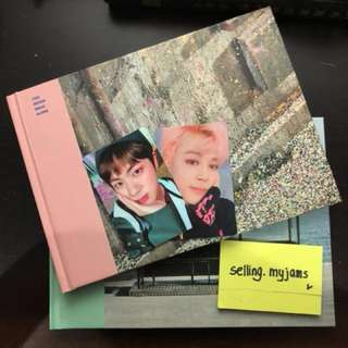 Bts YNWA album with or without pc