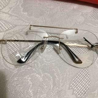 Zara Clear Glasses