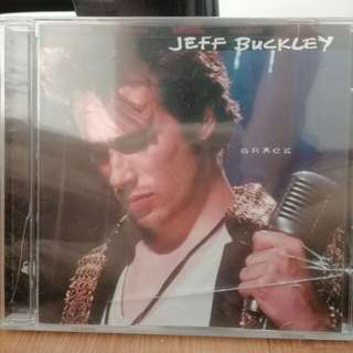 *sealed* Jeff Buckley - Grace