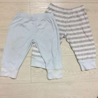Mothercare 2 pcs set baby pants