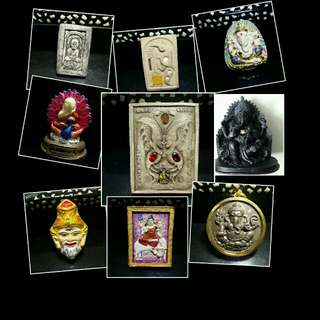 Amulets For Rent..