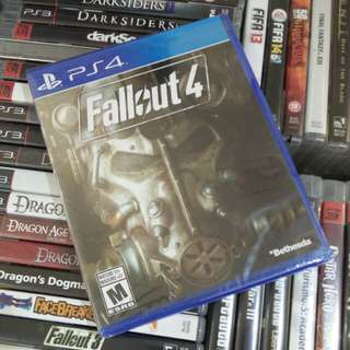 PS4 Fallout 4 R1