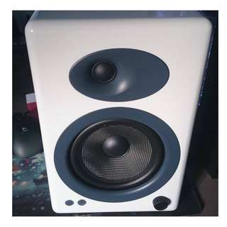 WTS: Audioengine A5+ speaker (White) & S8 sub (Black)
