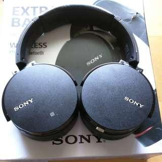 Sony MDR-XB950BT Wireless Bluetooth Headphones