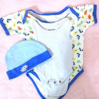 FREE ~ Christmas gift for your little one baby Newborn Clothes Rompers for BLESS