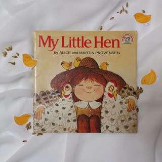 Buku Anak Import-My Little Hen-Alice & Martin Provensen