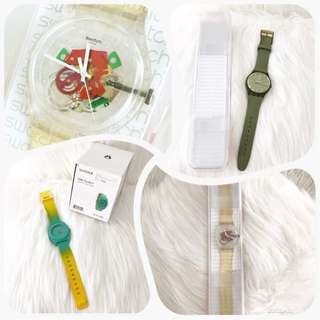 Authentic Watch - Jam Tangan Swatch Nixon
