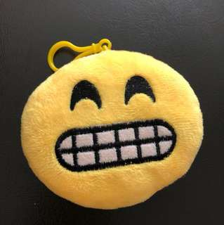 Emoji soft toy
