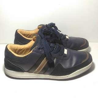 Hiro Yamamoto Leather Sneakers