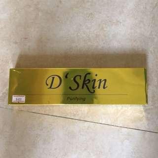 ampule for skin