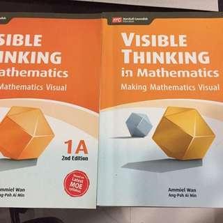 Maths assessment books