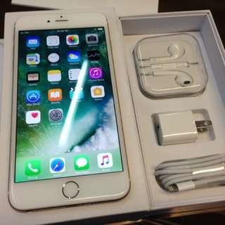 iPhone 6plus 16gb Factory Unlocked Gold Complete