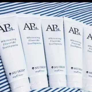 Nu Skin ap24 Whitening Toothpaste