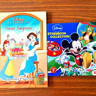 2 for $10: Disney Books for Children