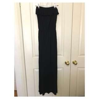Factorie strapless maxi dress size S