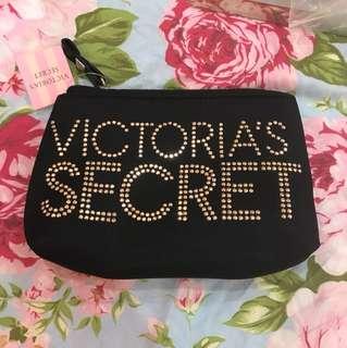 Original Victoria's Secret make up Pouch Purse Bag Wallet cosmectic bag