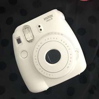 Instax mini 8 - white